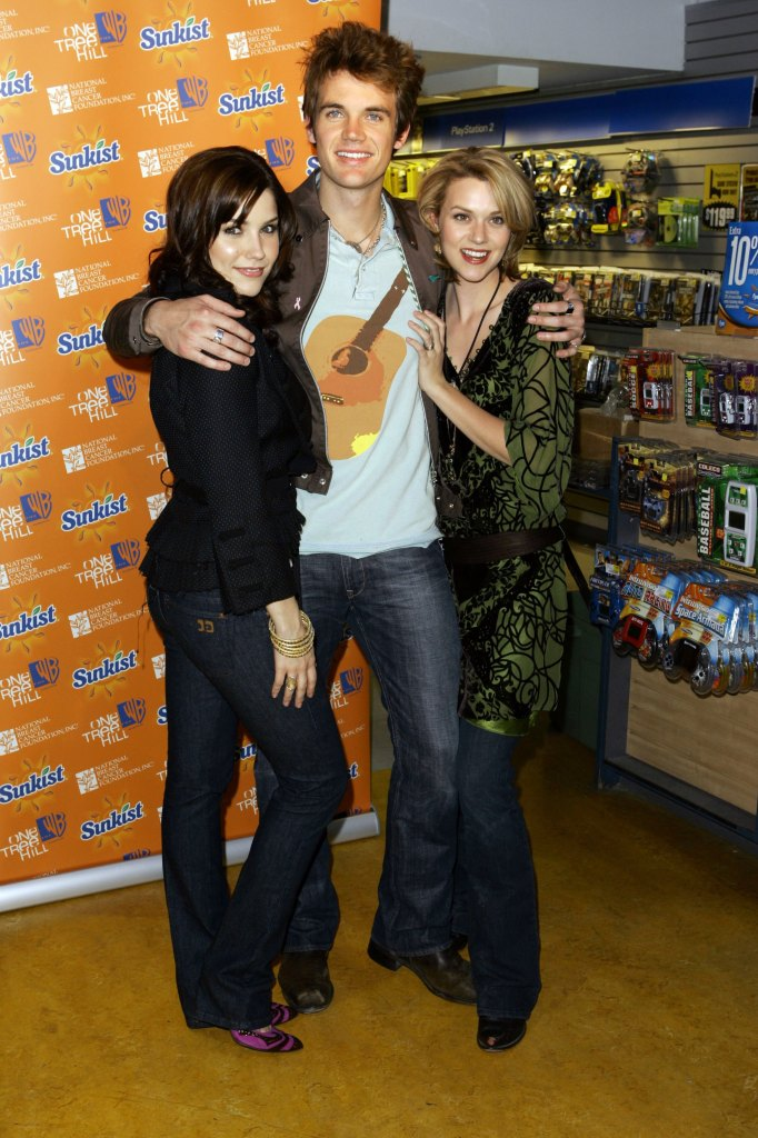 One Tree Hill Cast Through The Years Cw Philly
