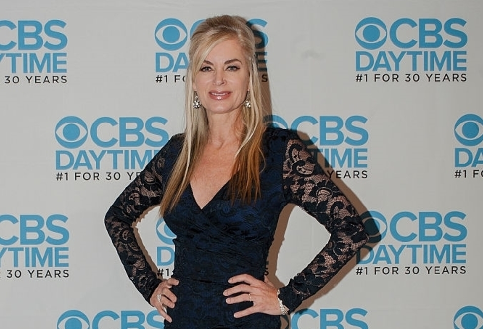 Eileen Davidson in days of our lives