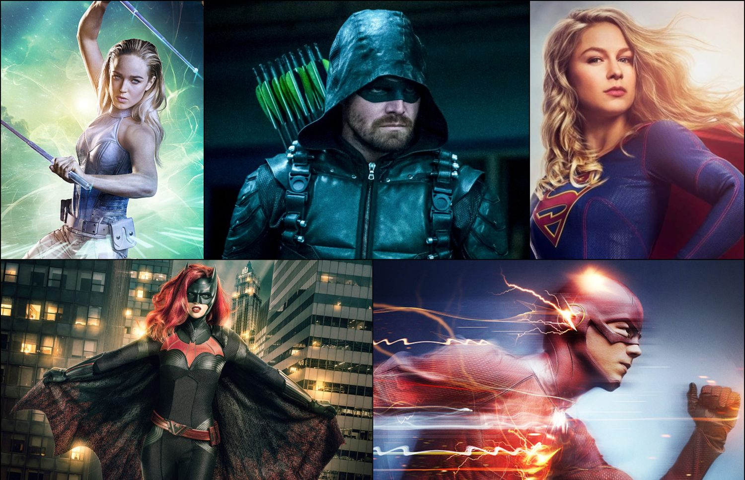 WATCH: DC Heroes Say Farewell To 'Arrow'